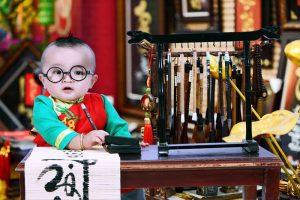 Chụp ảnh em bé Cần Thơ