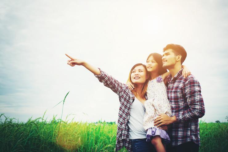 Chụp ảnh gia đình Cần Thơ